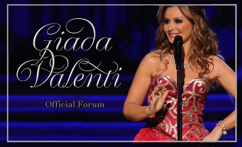 GIADA VALENTI OFFICIAL FORUM