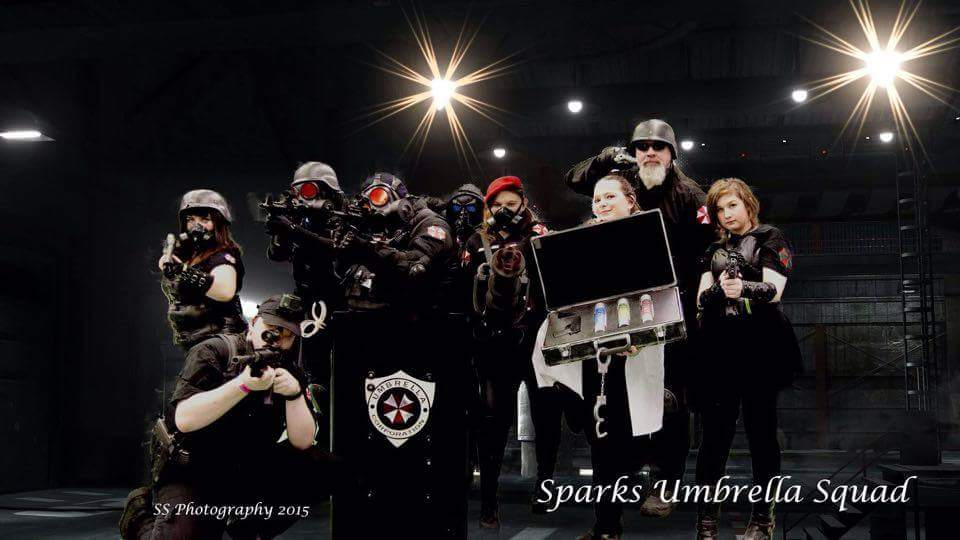 C Sparks Industries Costumers & Cosplayers Guild
