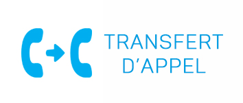 Ligne fixe : Transfert d'appel
