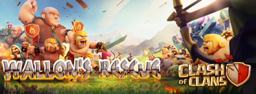 Wallon's Rescue - Clash of Clans