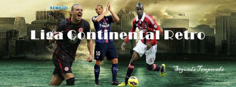 Liga Continental Retro