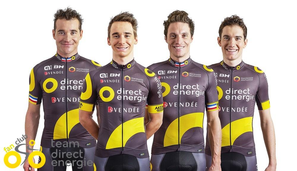 Fan Club Team Direct Energie