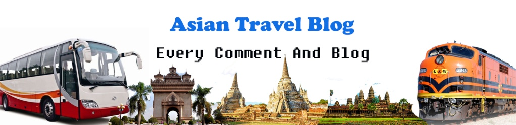 Asian Travel Blog