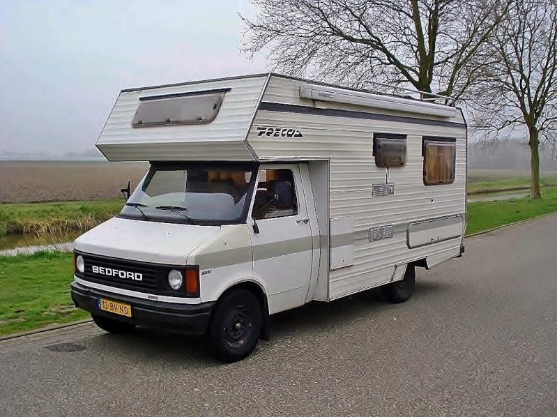 mon camping car bedford. Black Bedroom Furniture Sets. Home Design Ideas