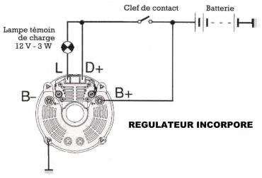 T39183 Probleme Alternateur Sur Ford 5000 on Ford Alternator Wiring Diagram