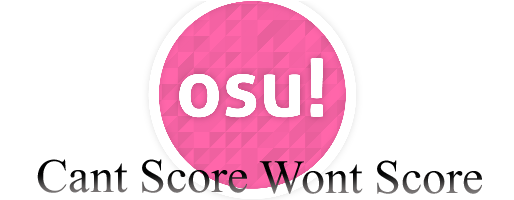 =CsWs°= Cant Score Wont Score