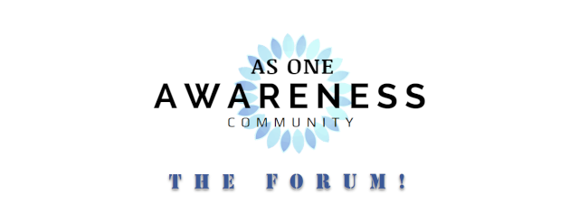 As One Awareness Community