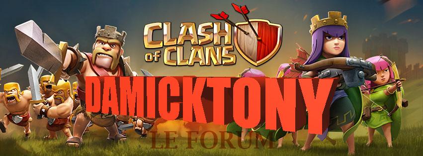 Damicktony COC le forum