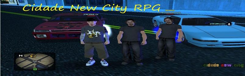 Cidade New City RPG - [CNC]