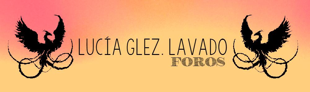 Lucía González Lavado | Foros