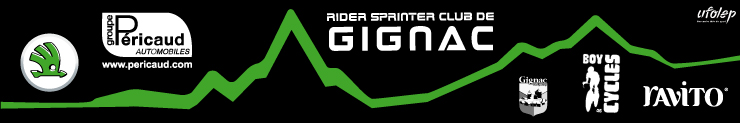 Rider Sprinter Club de Gignac(46)