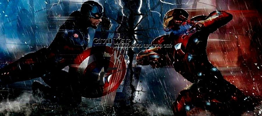 Civil War - Avengers RPG