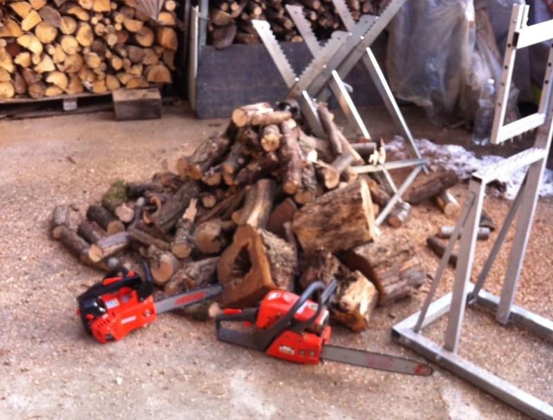 Come tagliare la legna