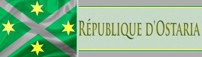 République d'Ostaria-RPG Politique