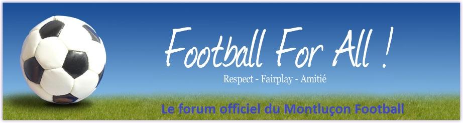 Forum officiel du Montluçon Football