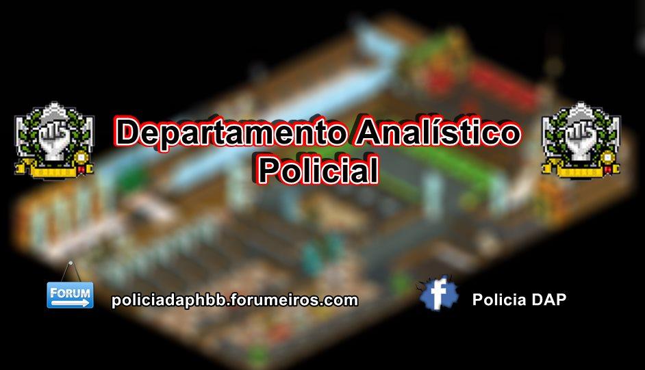Departamento Analista Policial