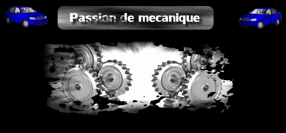 La passion de la mécanique automobile