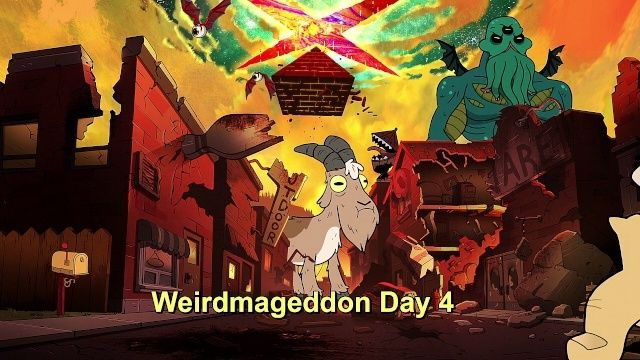 Weirdmageddon Bunker!