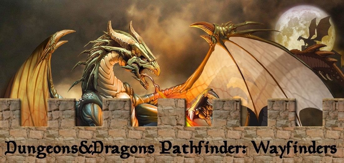 Dungeons and Dragons: Pathfinder