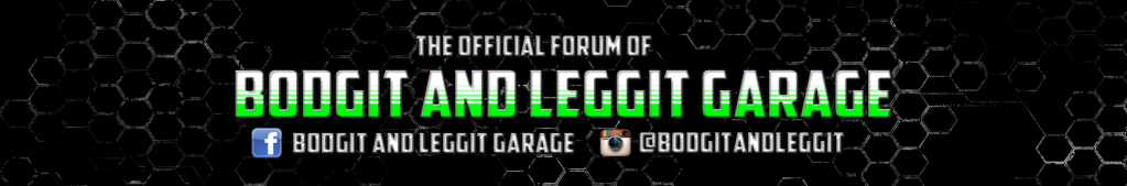 Bodgit and Leggit Garage