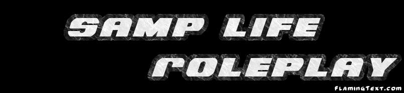 Samp Life Roleplay