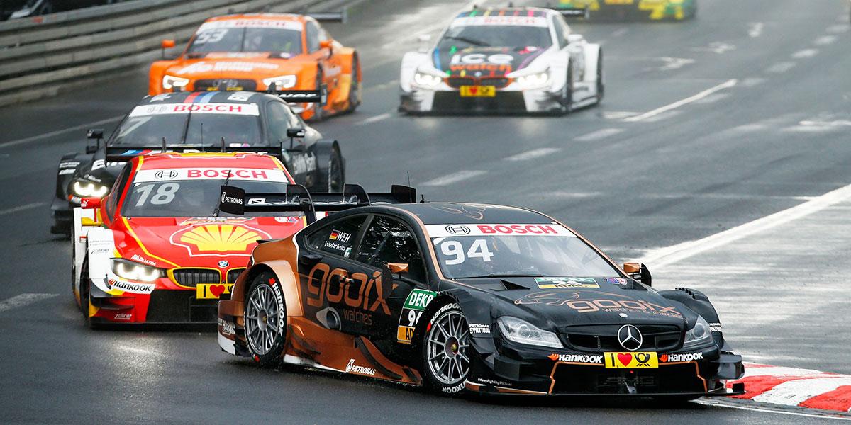 Project Cars DTM