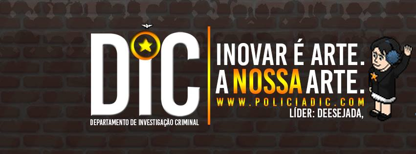 Polícia DIC Habblet - Sempre Inovando