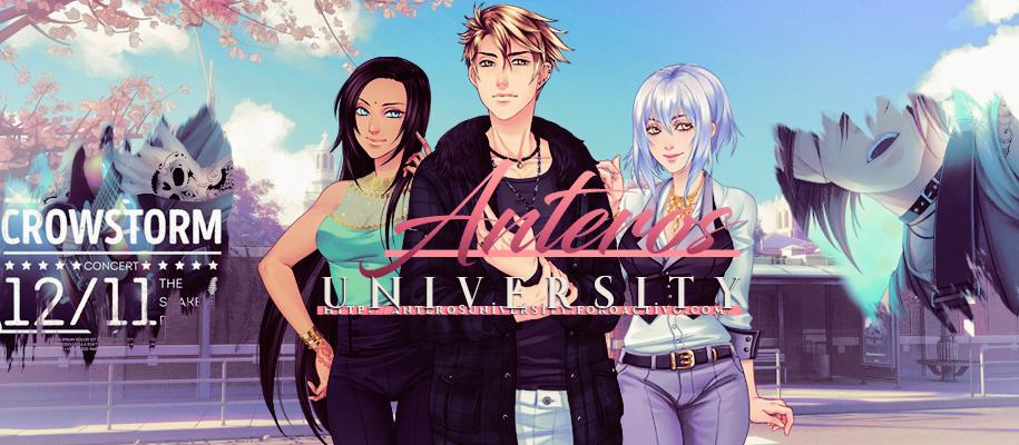 ~ Anteros University ~